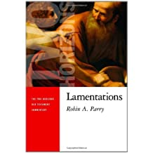 Lamentations (Two Horizons Old Testament Commentary)