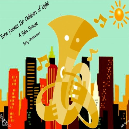 Amazon.com: Caricatura for Solo Tuba With Brass Choir