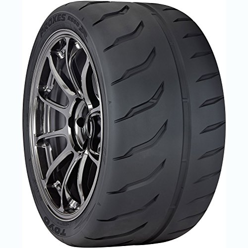 Toyo Proxes R888R Automotive-Racing Radial Tire - 225/45ZR16 89W by Toyo Tires