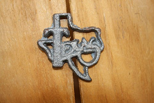 - Texas Clavos Decorative Nail Heads State of Texas Design, 2 1/2