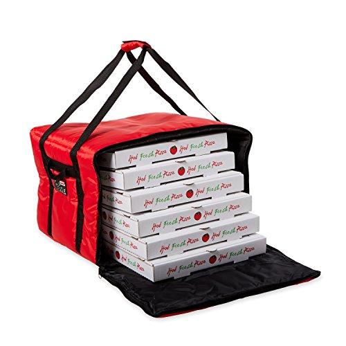 Rubbermaid Professional–Grandes para pizza Bolsa de entrega de catering