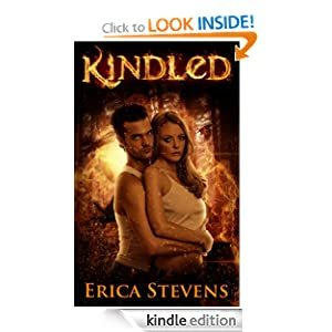 Kindled (Book 3 The Kindred Series) Erica Stevens