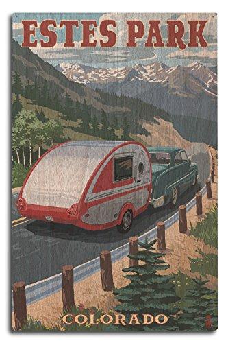camper birch wall art - 5