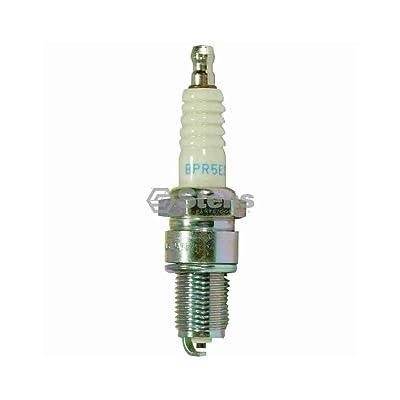 Stens Spark Plug For NGK BPR5ES John Deere M802138 Toro 100-2622 98079-55846 (item_by#ozark_sales; TRYK10111899693157 : Garden & Outdoor
