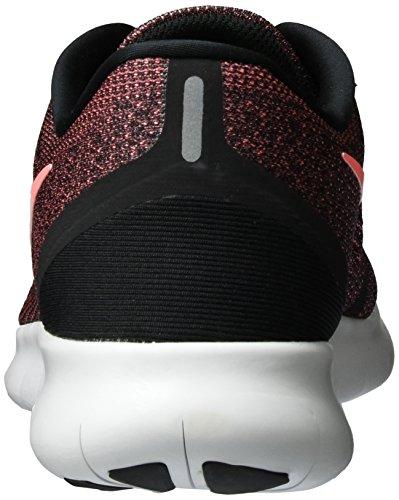 Off Damen Nike RN Free Black Glow White Mehrfarbig Lava Laufschuhe ZBpaxBn