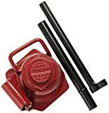 ATD Tools 7385 Short Hydraulic Bottle Jack - 12 Ton Capacity, Model: 7385, Outdoor & Hardware Store