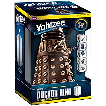 YAHTZEE: Doctor Who Dalek Collector's Edition