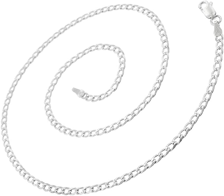 Genuine Diamond Two Row Curved Bar ConnectorAvailable in Two Color925 Sterling Silver Finding Jewelry,48mm x 3mm,Jewelry Making Tool