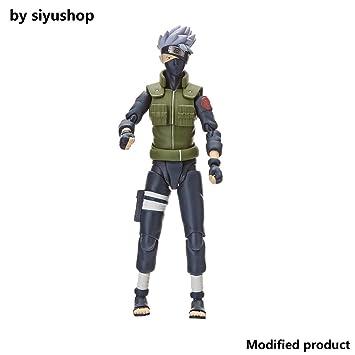 Siyushop Figura De Acción De Naruto Shippuden Hatake Kakashi ...