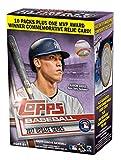 #5: Topps Baseball 2017 Update Series Blaster Box (10 Packs Plus One MVP Award Relic Card)