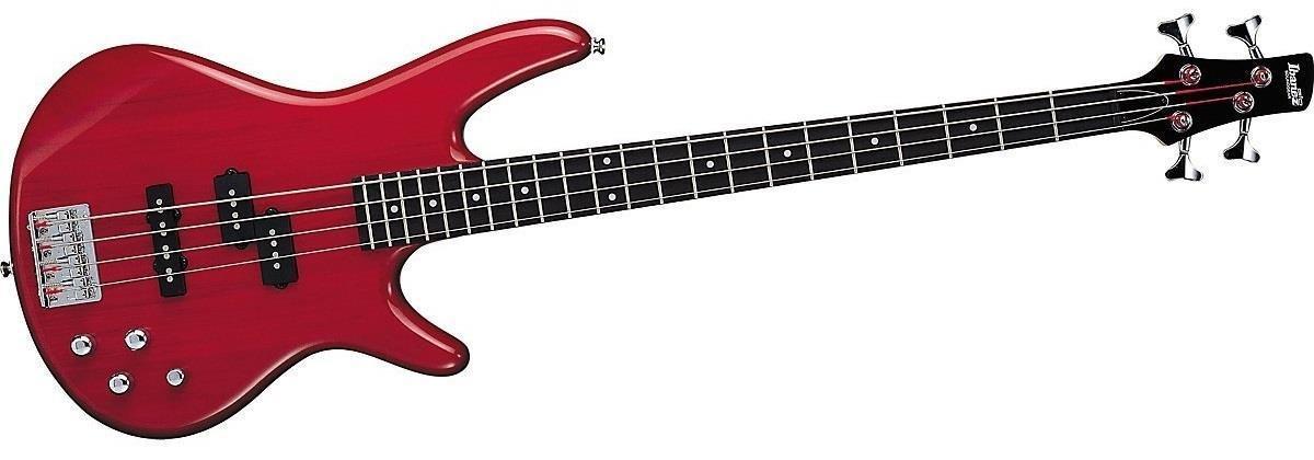 Amazon.com: Ibanez GSR200 Electric Bass Guitar, Black Finish ...