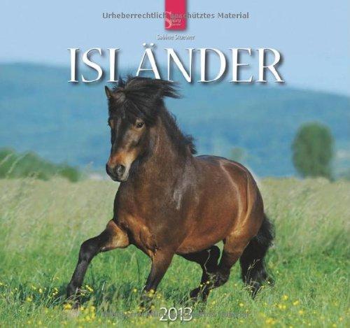 Isländer 2013 - Original Stürtz-Kalender