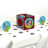 Farm Animals - Baby Shower or Birthday Party Centerpiece & Table Decoration Kit