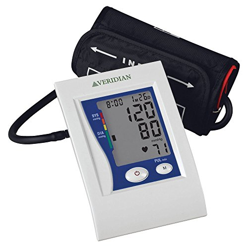 Veridian 01-5021 Automatic Premium Digital Blood Pressure Ar