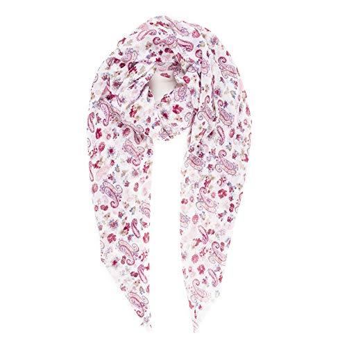 Scarf for Women Lightweight Pais...