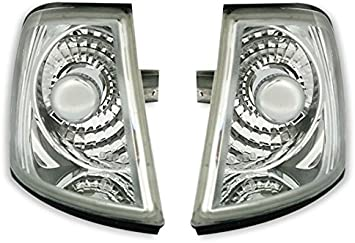 Ad Tuning Gmbh Co Kg 960351 Frontblinker Set Klarglas Chrom Auto