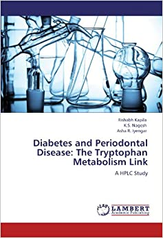 Book Diabetes and Periodontal Disease: The Tryptophan Metabolism Link: A HPLC Study