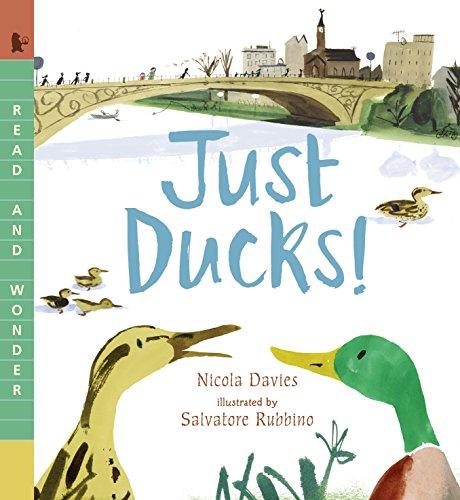 Just Ducks! (Read and Wonder)