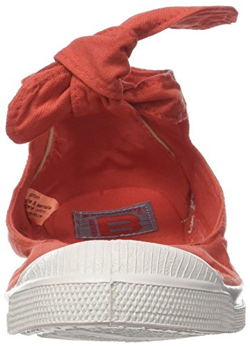 Bensimon Women's Tennis Flo Trainers Orange (Corail 0208) xRvDQ