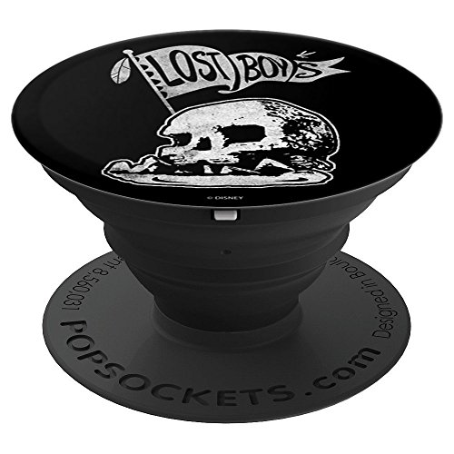 Disney Peter Pan Lost Boys Skull Island - PopSockets Grip and Stand for Phones and Tablets