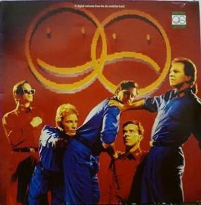 Total Devo LP (Vinyl Album) UK Enigma 1988