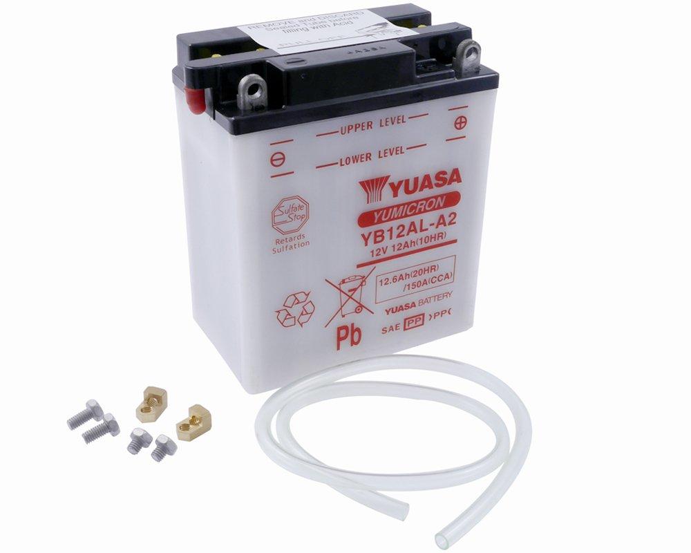 Batterie VARTA Powersports Freshpack 12N5.5-3B f/ür YAMAHA YZFR 125 125ccm 09 inkl.7.50 EUR Batteriepfand