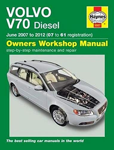Volvo V70 Diesel June 07 12 07 To 61 Randall Chris Fremdsprachige Bücher