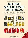 British Napoleonic Uniforms, C. E. Franklin, 1862274843