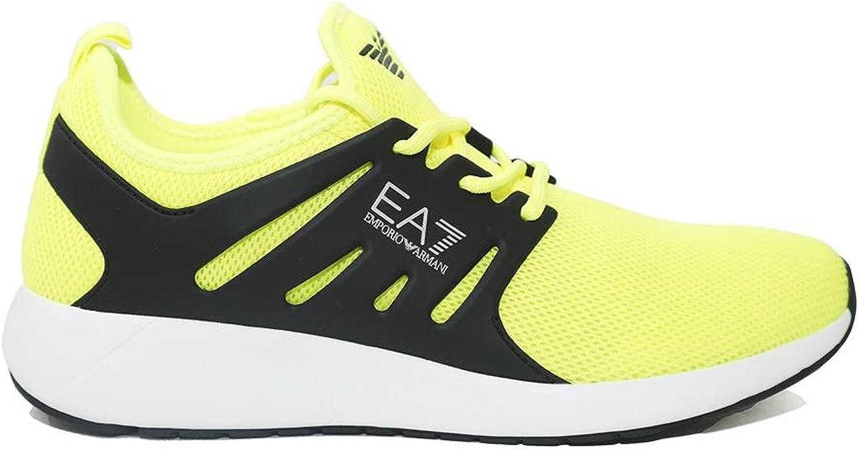 Emporio Armani EA7 Zapatos Zapatillas de Deporte Hombres Nuevo ...