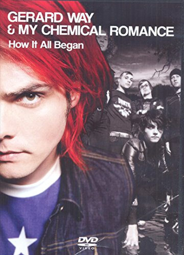 Gerard Way & My Chemical Romance: How It All Began