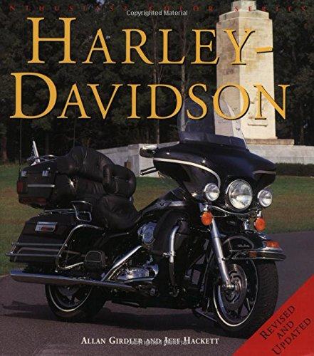 Read Online Harley-Davidson Motorcycle (Enthusiast Color) PDF