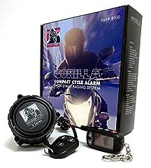 9100 Motorcycle Alarm