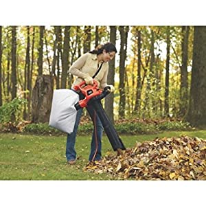 Black & Decker leaf blowers and vacuums 12-amp