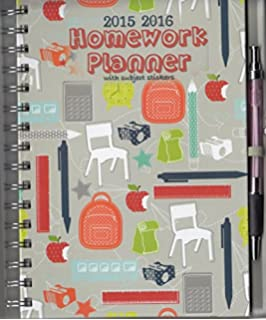 The homework diary company