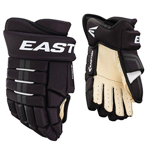 Easton Pro 7 Senior Hockey Gloves, 13 Inch, Navy