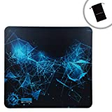 ENHANCE GX-MP5 XL Hard Gaming Mouse Pad with ABS Plastic Surface & Non-Slip Rubber Backing for High DPI Gaming – Works with Dell Optiplex , Lenovo ThinkServer , CybertronPC Borg-Q and more Computers