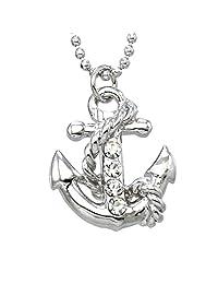 Nautical Anchor Anklet Sea Lover Ankle Bracelet Charm Gift for Girlfriend Friend Women Mom