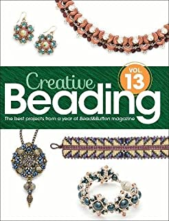 Creative beading vol 10 the best projects from a year of creative beading vol 13 fandeluxe Images