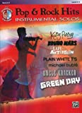 Today's Pop and Rock Hits Instrumental Solos, Alfred Publishing Staff, 0739080075