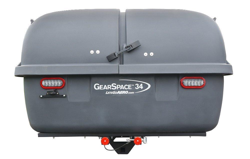 GearSpace Cargo Carrier, Dark Gray Lets Go Aero