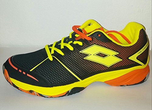 Viper Ultra Clay S1471 Men Negro/Amarillo