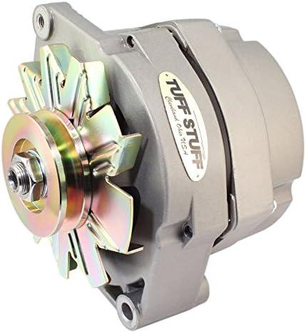Tuff Stuff 7127 Alternator 80 Amp GM 1 Wire V-Groove