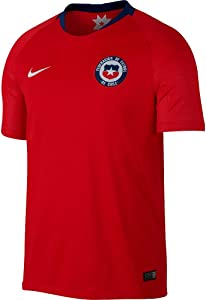 Nike Men's Chile 2018 Home Soccer Jersey