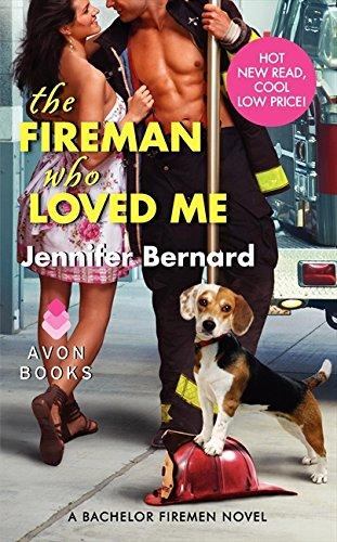 Fireman Who Loved Me Bachelor product image