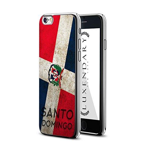 luxendary-lux-i6plcrm-dr1-santo-domingo-flag-design-chrome-series-case-for-iphone-6-6s-plus