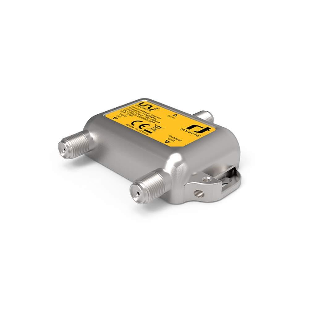 Inverto 5380 IDLU-PINS02-OOOOO-OPP Power-Inserter Silber