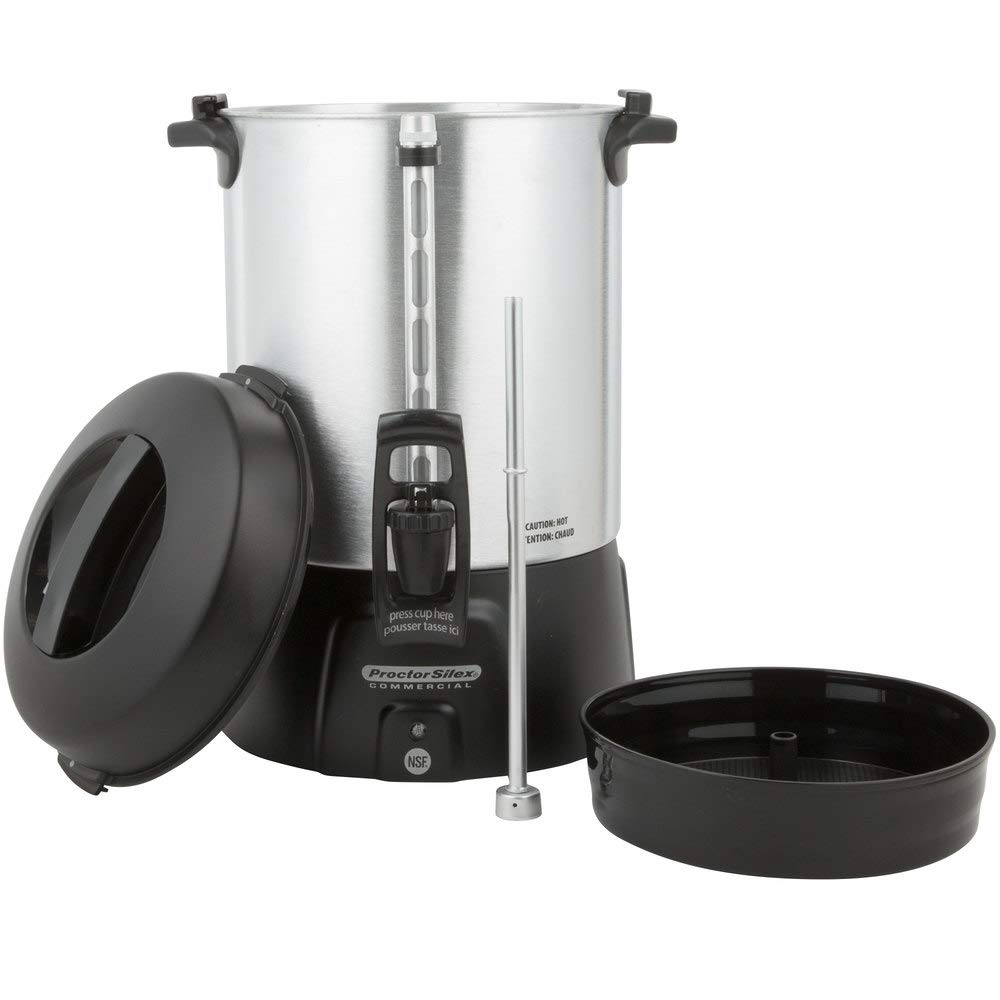 TopCoffee Serve 45060 60 Cup (2.3 Gallon) Coffee Urn