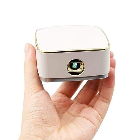 NCBH Mini batería Recargable de Video proyector portátil, 20000 ...