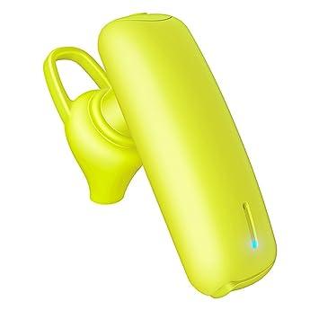 Lindo Mini Auricular Bluetooth, Auriculares Mini Montados En El Oído, Auriculares Inalámbricos Bluetooth para