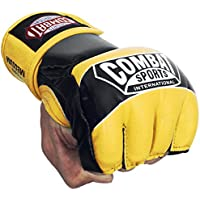 Combat Sports Pro Style MMA Muay Thai Grappling Training Sparring Mitts Mitts Guantes